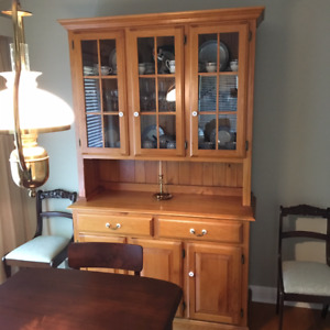 PINE HUTCH (TOP ONLY)