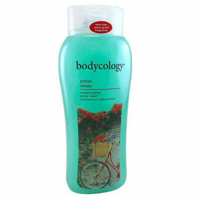 Petal Away by Bodycology Moisturizing Body Wash 16.0 oz - New & fresh