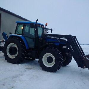 New holland TM120 tractor Stratford Kitchener Area image 1