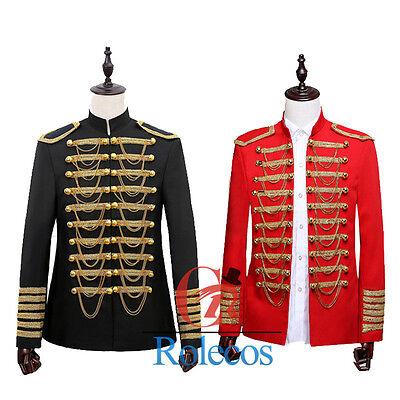 King Prince Renaissance Medieval Men Royal Court Cosplay Costume Coat - Royal Renaissance Kostüm