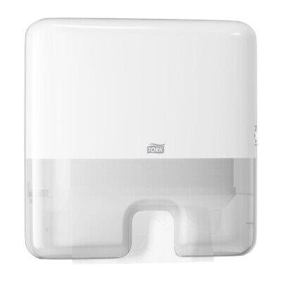 Tork Xpress Multifold Mini Paper Hand Towel Dispenser H2 Wall Mount White New