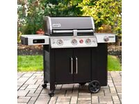 Brand New Weber Gas BBQ - Genesis II EX-335 GBS Smart Barbecue