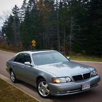 1999 Infiniti Q45 Touring Never Winter Driven