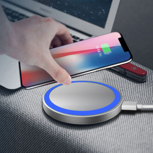 Universal Wireless Charging Power Charger Pad For Smart Cell