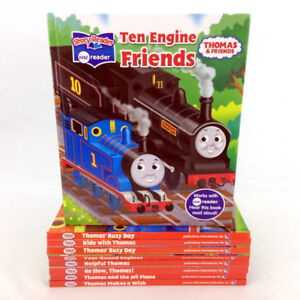 Lot 8 Thomas & Friends Me Reader Books The Tank Engine Train