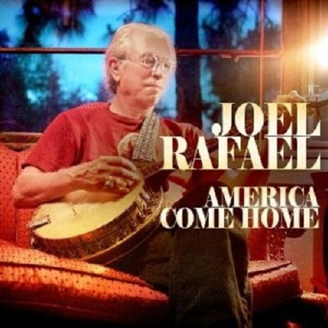 "JOEL RAFAEL ""AMERICA COME HOME""  CD NEU"