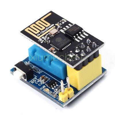 Esp8266 Dht11 Temperature And Humidity Wifi Module Wireless Esp-01 Esp-01s M