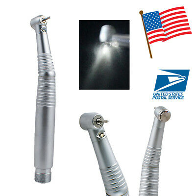 2h Dental High Speed Led Handpiece E-generator Standard Air Turbine Chuck System