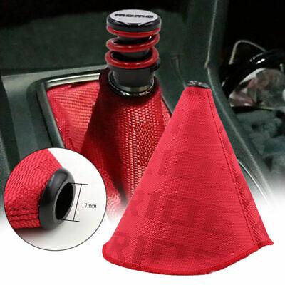 BRIDE HYPER FABRIC Shift Knob Shifter Boot Cover MT/AT-Honda Accord Civic Acura