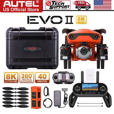 Autel Robotics EVO 2 Drone Quadcopter EVO II 8K HDR Combo + Remote Pilot Bundle
