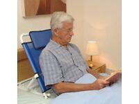 Bed back rest adjustable