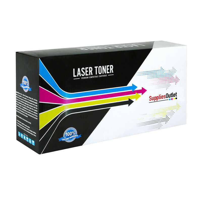 TN760 / TN-760 Toner for Brother DCP-L2550DW (Black,2 Pack,with Chip)