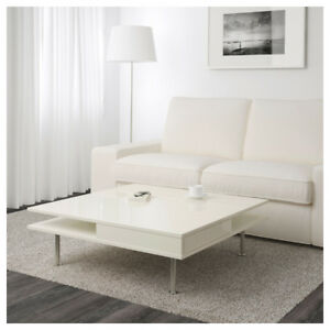 TOFTERYD IKEA Coffee table, high gloss white