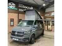 Volkswagen TRANSPORTER PURE GREY HIGHLINE Campervan Day Van