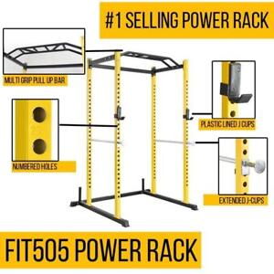 #1 Selling Power Rack - Fit505 Power Rack
