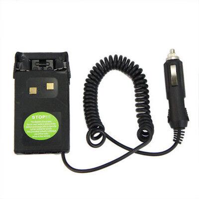 DC 12~24V Car Charger Battery Eliminator For Wouxun KG-UV6D /KG-UVD1P KG689 PLUS Dc Battery Eliminator