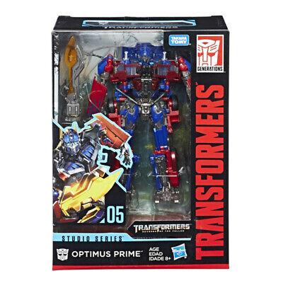 Transformers Optimus Prime Hasbro Studio Series 05 Voyager Class Action Figure