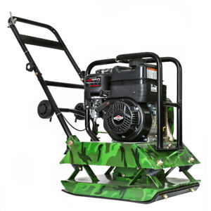 NEW EARTHQUAKE PLATE COMPACTOR- BRIGGS AND STRATTON ENGINE