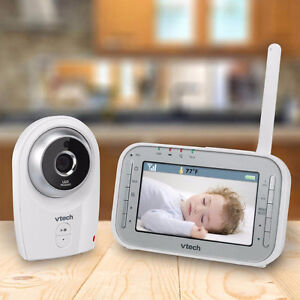 New Vtech Baby Monitor or Security Cam with 2 way audio/video