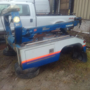 Vulcan Wrecker and wheel lift and wench system Cheap Cheap