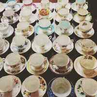 Looking for teacups