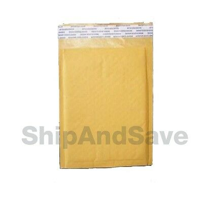 250 0 6x10 Equalizer Brand Kraft Bubble Mailers Envelopes Padded Cd Dvd Bags