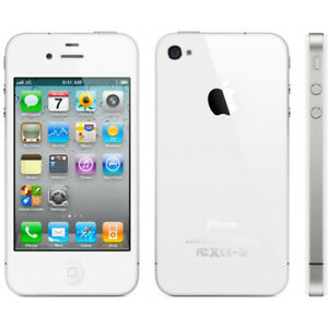 Looking To Trade Clean White Iphone 4 For Android In Simil Cond.