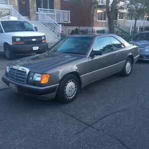 1989 Mercedes 300 CE