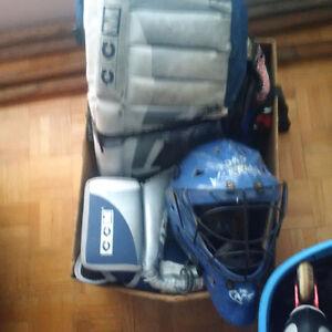 Complete Street Hockey Gear