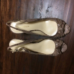 New Women's Enzo Angiolini Shoes Real Leather size 10