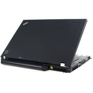 LENOVO THINKPAD LAPTOP 8GB RAM Win10 MSoffice LED Wifi DVD