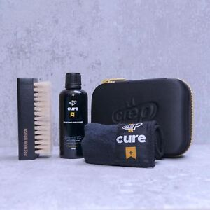 Crep Protect CURE The Ultimate Shoe Cleaning Kit Travel Sneaker Care Set