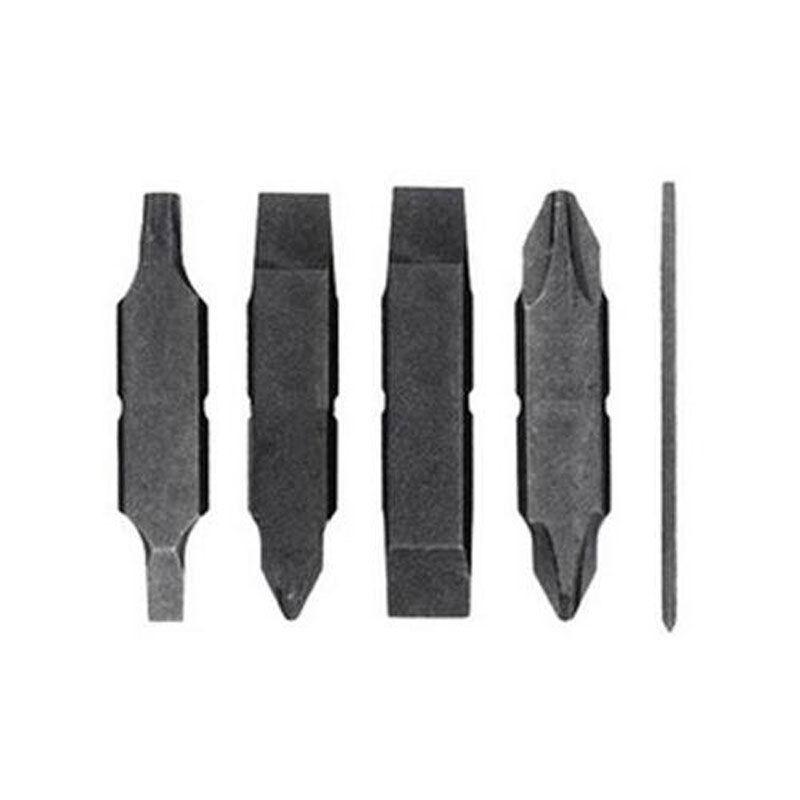 NEW Leatherman 5 Piece Bit Tool Set Fits Most Tools 934925