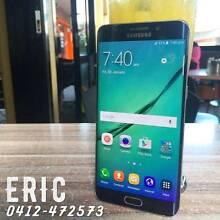 As new Samsung Galaxy S6 EDGE PLUS black 64G