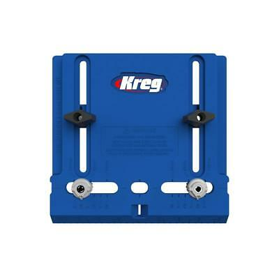 KREG Tool Company KHI-PULL Cabinet Hardware Jig w. Two Movable 3/16