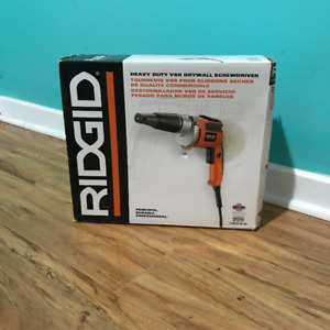 RIGID Heavy-Duty 6.5 Amp Drywall Screwdriver