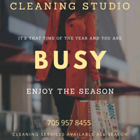 Cleaning Services available weekends thru the holidays