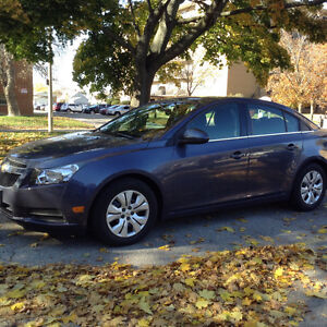 2014 Chevrolet Cruze LT Turbo Sedan