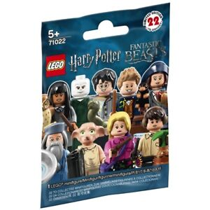 Lord Voldemort from Harry Potter \ Fantastic Beasts Lego  series