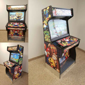 Custom Arcade Cabinets - Great for Mame/PS3/Xbox/PS4/Xbox One
