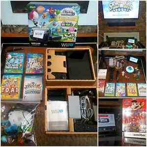 BEST Wii U PACKAGE AT LOW PRICE / SUPER ENSEMBLE COMPLET  Wii U