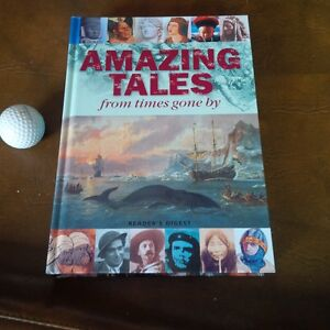 Amazing Tales from times gone by  Reader's Digest