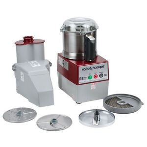 Robot Coupe R2 Dice Continuous Feed Combination Food Processor Kitchener / Waterloo Kitchener Area image 1