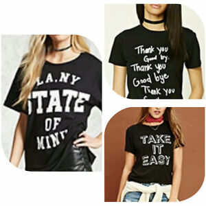 """Lot of 3 NEW tshirts fit M chest 38"""" $10 all"""