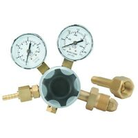 CO2/Argon Flow Gauge Regulator Assembly - New Stock