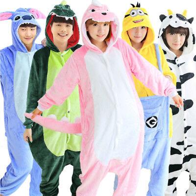 Women Unisex Adult Pajamas Unicorn Kigurumi Cosplay Costume Animal - Womens Animal Costume