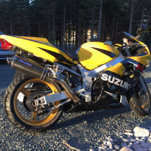 Suzuki GSX-R 600 for sale