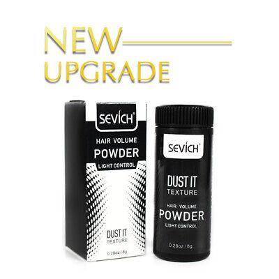 Unisex Hairspray Best Dust Hair Fluffy Thin Mattifying Useful Increases
