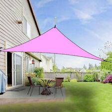 Outdoor Single Layer Triangular Shade Cloth Garden Yard ...