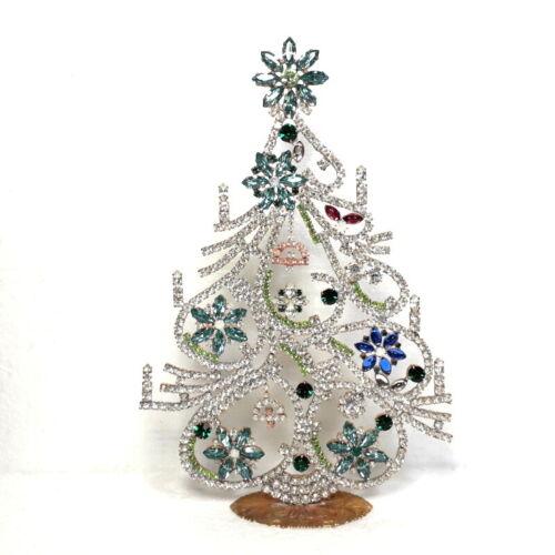 "Beautiful Czech  handmade Christmas tree decoration SIGNED ""TABOO""  C 057"